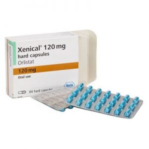Xenical pills for weight loss